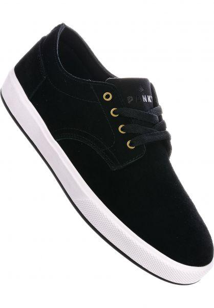 Emerica Alle Schuhe Spanky G6 black-white vorderansicht 0604634