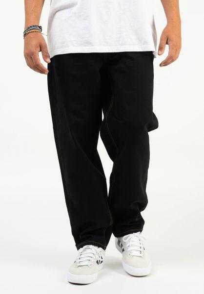 Homeboy Jeans X-Tra Baggy Twill black vorderansicht 0401026