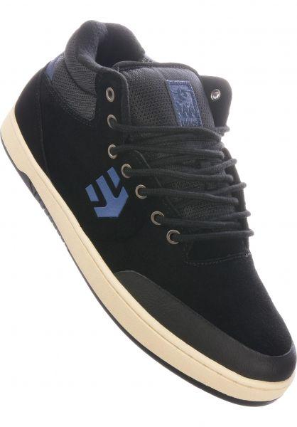 etnies Alle Schuhe Marana MTW x Michelin black-navy vorderansicht 0604940