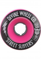 Divine Rollen Street Slayers III 78A pink Vorderansicht