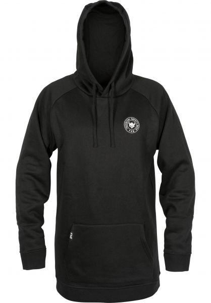 TSG Hoodies Riding Hoodie Corp II black vorderansicht 0445888