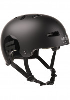 TSG Helme Evolution Company TITUS Collabo satin-black Vorderansicht