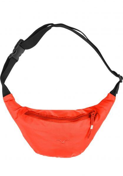 Cleptomanicx Hip-Bags Simplist cranberry vorderansicht 0169153