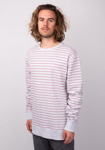 TITUS Sweatshirts und Pullover Paulo lightheathergrey vorderansicht 0422523