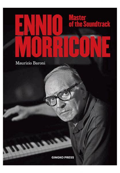 Gingko Press Verschiedenes Ennio Morricone Book multicolored vorderansicht 0972616