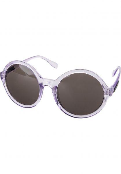 Santa-Cruz Sonnenbrillen Crystal lilac-crystal Vorderansicht