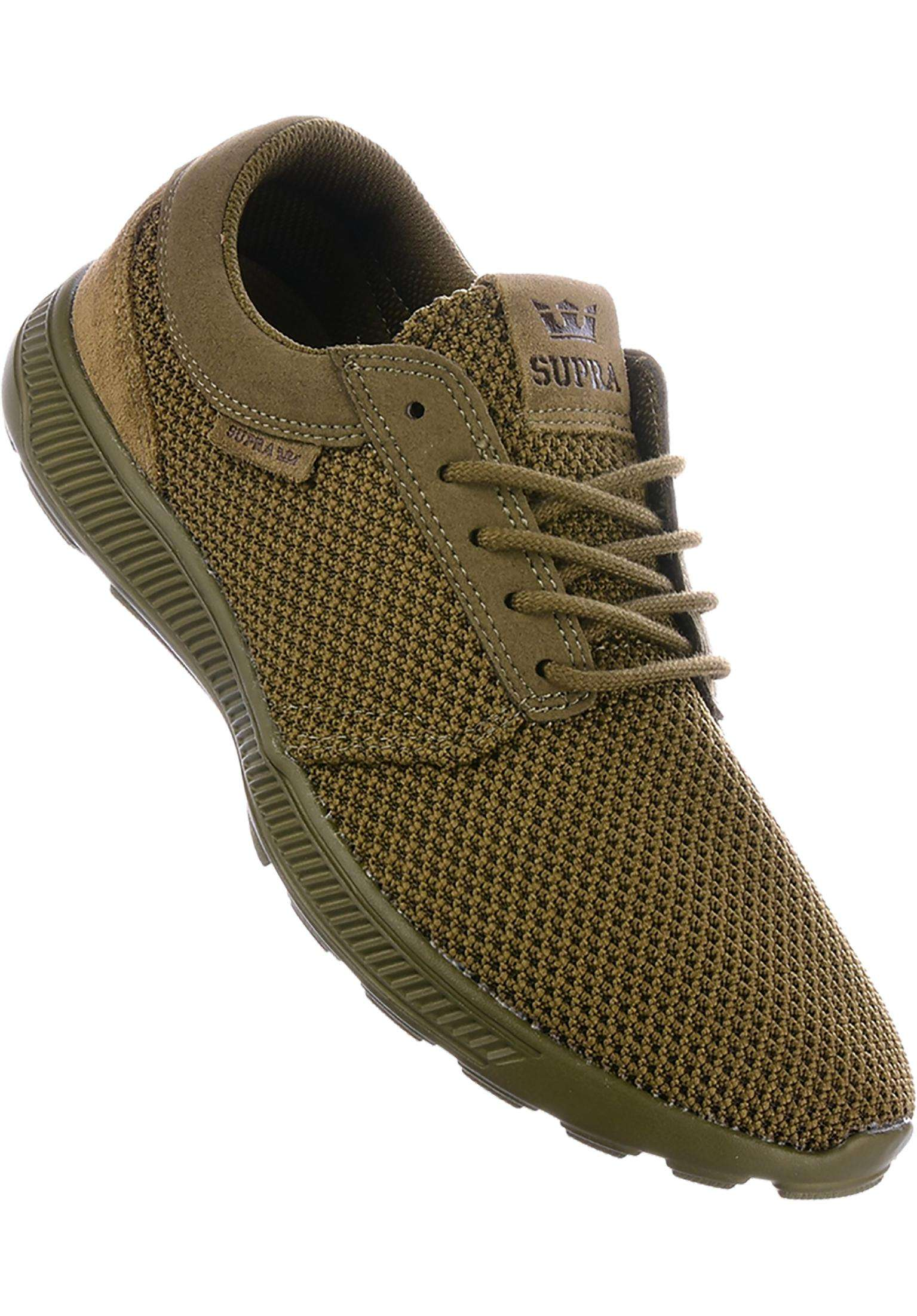 8d0e08d79514 Hammer Run Supra All Shoes in olive for Men
