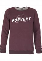Forvert-Sweatshirts-und-Pullover-Elon-red-Vorderansicht