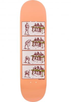 Passport Skateboards Step By Step Arse