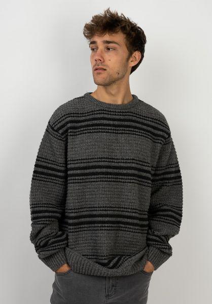 Billabong Sweatshirts und Pullover Kodari darkgreyheather vorderansicht 0422785