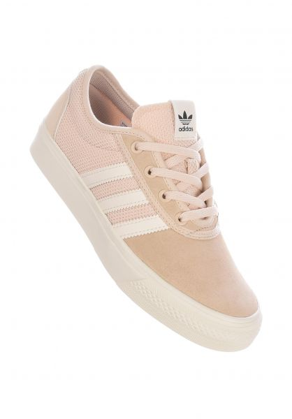 adidas Alle Schuhe Adi-Ease linenchalk-white-coreblack vorderansicht 0612510