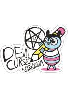 darkroom-verschiedenes-curse-sticker-multicolored-vorderansicht-0972468