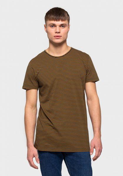 RVLT T-Shirts 1005 army vorderansicht 0321070
