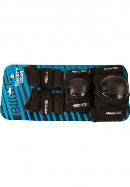 Bullet Schoner-Sets Junior Set black Vorderansicht