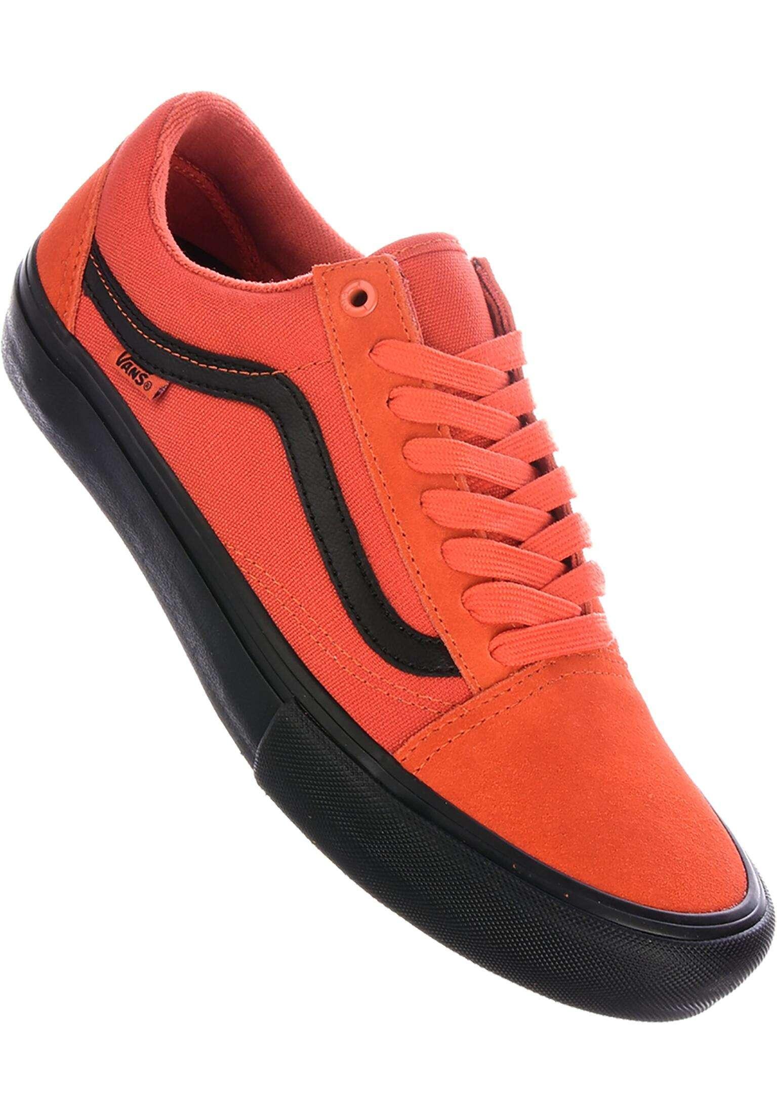 4130ce7189 Old Skool Pro Vans Alle Schuhe in koi-black für Herren | Titus