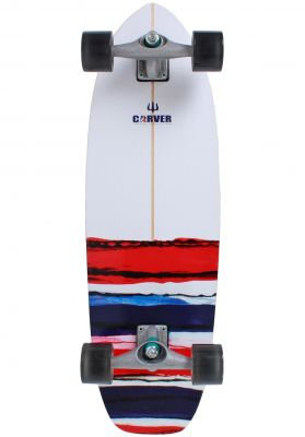 Carver Skateboards USA Resin CX Surfskate