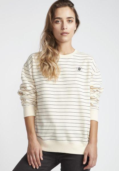 Billabong Sweatshirts und Pullover Beach Day whitecap vorderansicht 0422695
