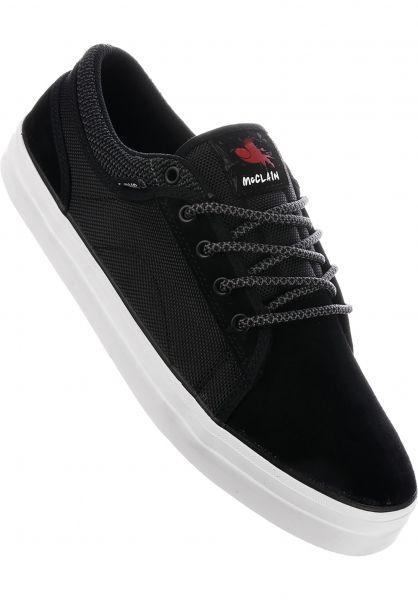 DVS Alle Schuhe Aversa + black-suede Vorderansicht