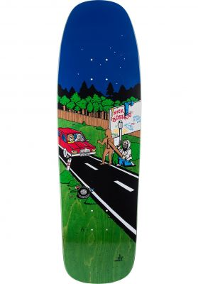Polar Skate Co Nick Boserio Welcome To Perth 1992 Shaped