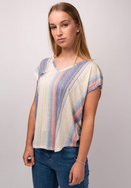 Rip Curl T-Shirts Cabana multi vorderansicht 0399416