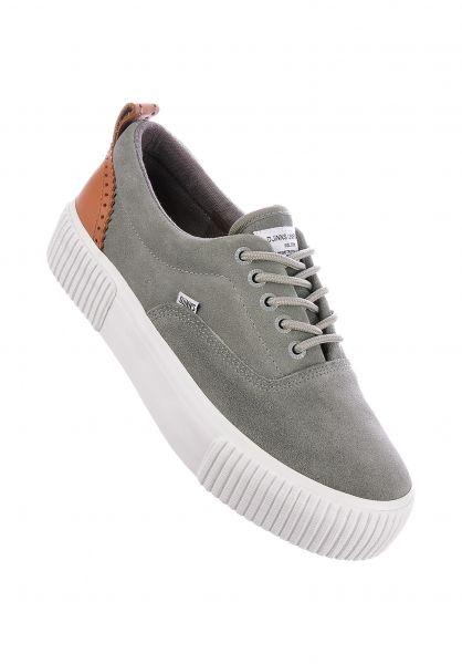 Djinns Alle Schuhe Sub Age Dapper grey-white Vorderansicht