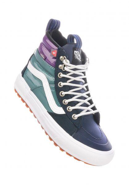 Vans Alle Schuhe Sk8-Hi MTE 2.0 DX dressblues-jasper vorderansicht 0612552