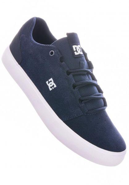 DC Shoes Alle Schuhe Hyde darknavy-white vorderansicht 0604945