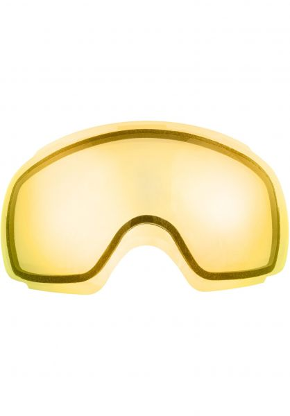 TSG Snowboard-Brille Replacement Lens Goggle Two yellow Vorderansicht