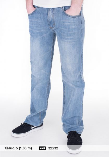 TITUS Jeans Regular lightblue Vorderansicht