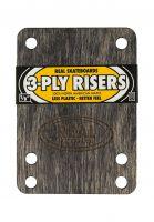 real-riserpads-3-ply-riser-1-8-yellow-vorderansicht-0197079