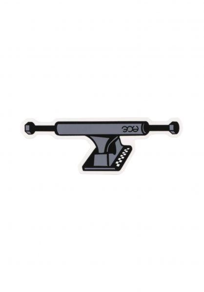 """Ace Verschiedenes 2.75"""" Truck Sticker grey-black vorderansicht 0972663"""