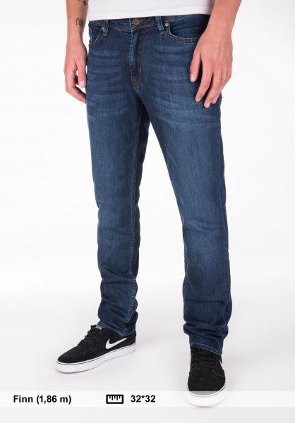 Reell Jeans Spider deepbluevintage Vorderansicht