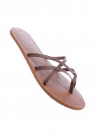 Volcom Sandalen New School brown Vorderansicht