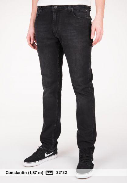 Reell Jeans Nova 2 blackwash Vorderansicht