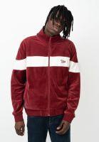 titus-zip-hoodies-caillou-burgundy-vorderansicht-0454802