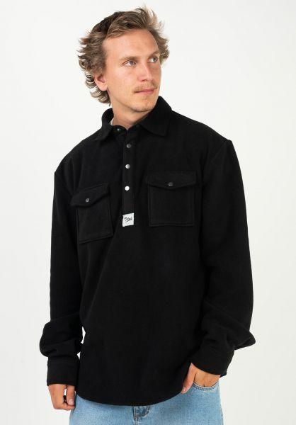 TITUS Sweatshirts und Pullover Are black vorderansicht 0411864