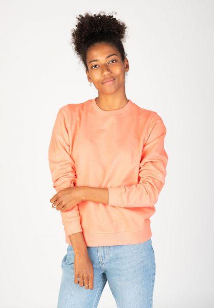 Dedicated Sweatshirts und Pullover Ystad fusioncoral vorderansicht 0422611