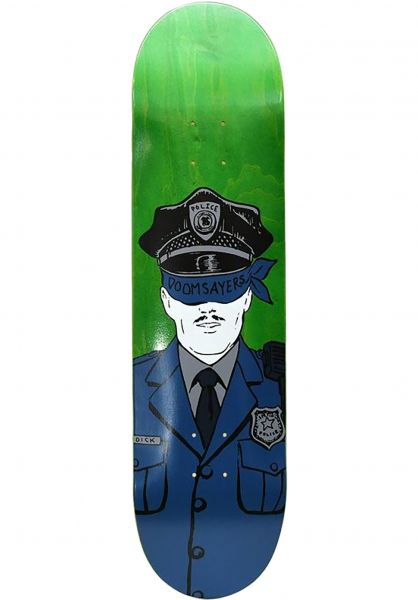 Doomsayers Skateboard Decks Corp Cop assorted vorderansicht 0266415