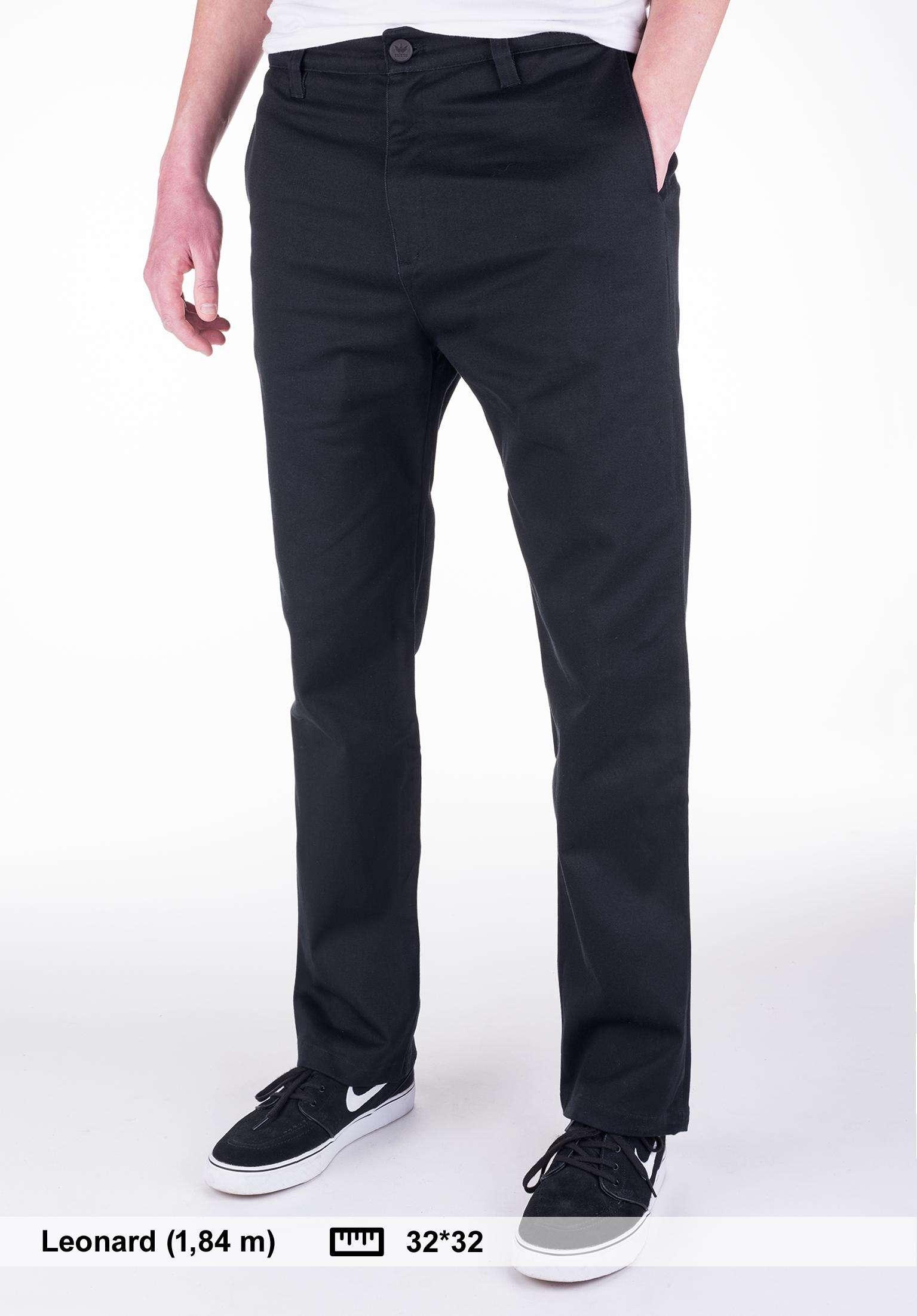 Adi Chino adidas-skateboarding Pantalones Chinos in black für Hombre ... 8213a7978a8