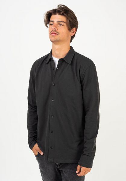 Forvert Polo-Shirts Vito black vorderansicht 0138422