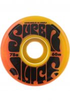 OJ Wheels Rollen Super Juice 78A yellow-orange Vorderansicht