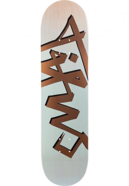 TITUS Skateboard Decks Scratch mint vorderansicht 0119314