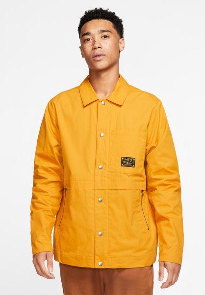 procedimiento boleto Surgir  Jacket Orange Label Leo Baker Nike SB Light Jackets in pollenrise ...