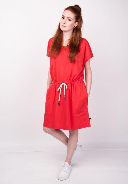 Forvert Kleider Tapil red vorderansicht 0801378