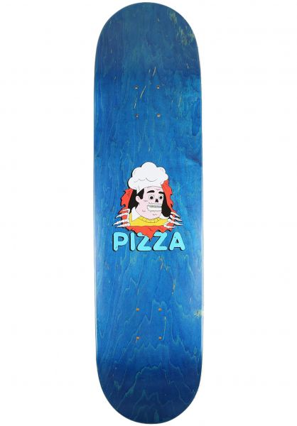 Pizza Skateboards Skateboard Decks Terminator natural vorderansicht 0263719