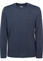 Element-Longsleeves-Basic-Crew-indigoheather-Vorderansicht