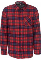 Volcom Hemden langarm Caden Plaid enginered Vorderansicht