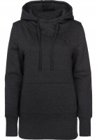 Rules-Hoodies-Delta-Girls-darkgreymottled-Vorderansicht