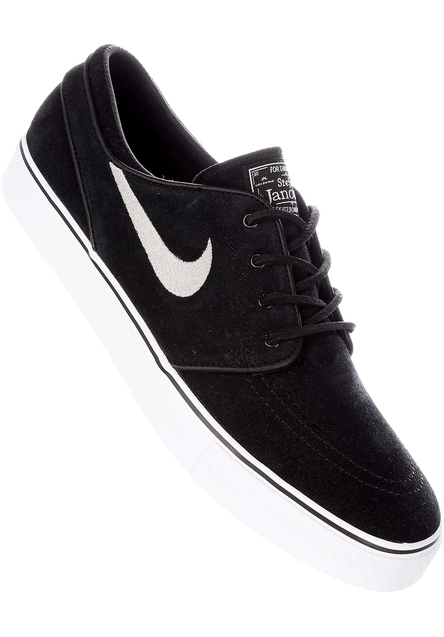 new product eef3e b6890 Zoom Stefan Janoski OG Nike SB All Shoes in black-white for Men   Titus
