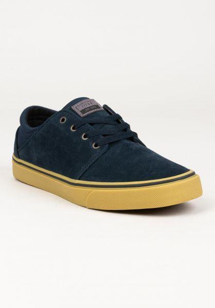 TITUS Alle Schuhe Hudson darknavy-gum vorderansicht 0604301